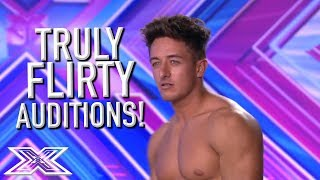 Download Video When X Factor Auditions Get FLIRTY! | X Factor Global MP3 3GP MP4