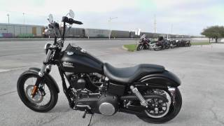 2. 305949 - 2014 Harley Davidson Dyna Street Bob FXDB - Used motorcycles for sale