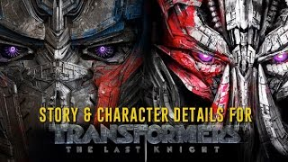 Exclusive Scoop: Story and character details for Transformers: The Last Knight by JoBlo Movie Trailers
