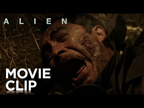 Alien: Covenant Alien: Covenant (Clip 'My Face')