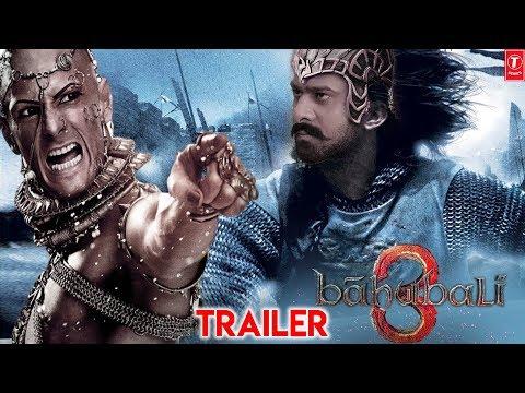 Bahubali 3 Trailer | Prabhas | Tamannaah | Anushka Shetty | Pradeep Rawat | SS Rajamouli
