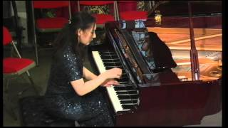 Dina plays Saint-Saëns' Mazurka in B minor, Op.66
