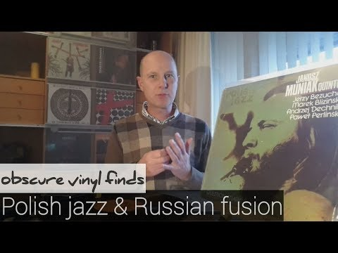 Obscure 70's Vinyl Finds - POLISH JAZZ & RUSSIAN FUSION - Ep. #19 - Vinyl Community