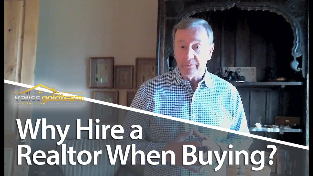 Hiring a Realtor When Buying Is a Smart Move