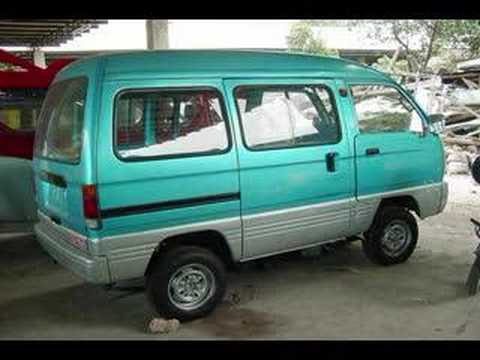 Suzuki Carry Vans For Sale