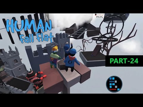 [Hindi] Human: Fall Flat | Funniest Game Ever (PART-24)