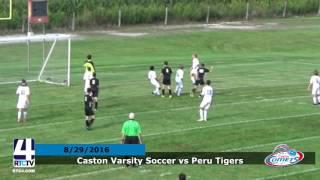 Caston Varsity Boys Soccer vs. Peru