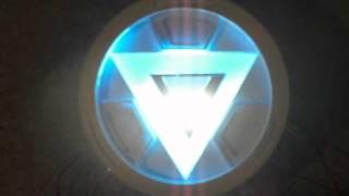 tutorial iron man 2 mark 6 arc reactor light