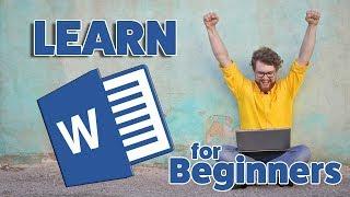Video Microsoft Word Tutorial - Beginners Level 1 MP3, 3GP, MP4, WEBM, AVI, FLV September 2019