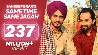 Video Same Time Same Jagah (Chaar Din) ● Sandeep Brar ● Kulwinder Billa ● New Punjabi Songs 2016 MP3, 3GP, MP4, WEBM, AVI, FLV September 2018