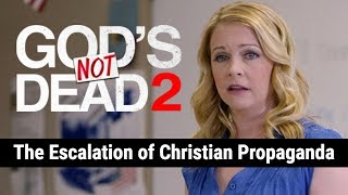 Nonton God S Not Dead 2  The Escalation Of Christian Propaganda Film Subtitle Indonesia Streaming Movie Download