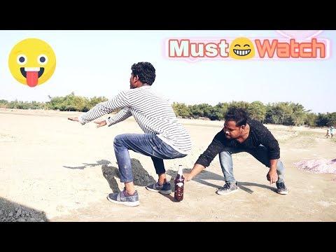 Bottle Comedy video || Bindas fun ||