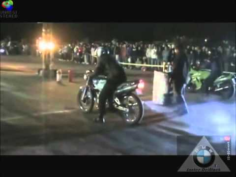Kawasaki victor - picadas del pinar 2011