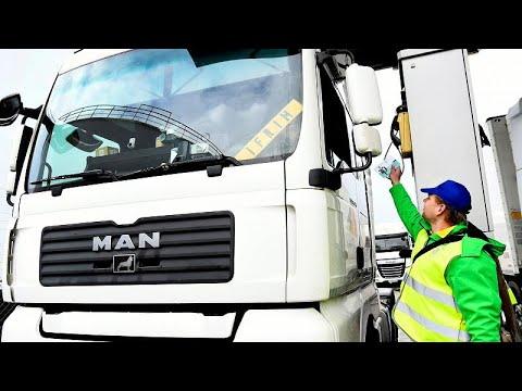 Ανατολική κατά Δυτικής Ευρώπης για τους οδηγούς φορτηγών…