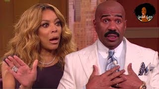 Steve Harvey Secretly Plotting  To TAKE OVER The Wendy Williams Show (Details)