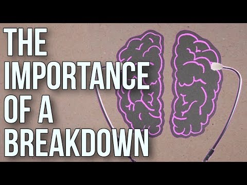 The Importance of a Breakdown