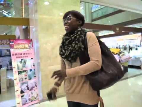 Estelle's Shanghai Trip 2011