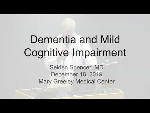 Dementia and Alzheimer's Disease 12/18/19