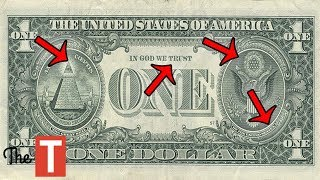 Video 10 Mind Blowing Hidden SECRETS In The US Dollar MP3, 3GP, MP4, WEBM, AVI, FLV Januari 2018