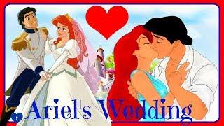 PRINCESS ARIEL WEDDING CRAZY LOVE