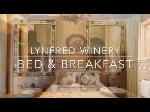 Lynfred Winery: Behind the Scenes