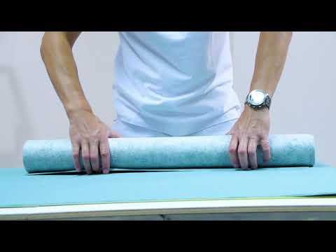 Как клеить флизелиновые и виниловые обои: инструкция Arte видео