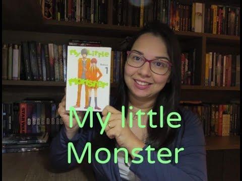 My little monster  Tonari no Kaibutsu-kun   Robico   Leitura Mania