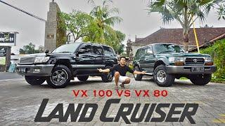 Video LAND CRUISER VX 80 vs LAND CRUISER VX 100 , PILH YANG MANA ? #carvlog 2 MP3, 3GP, MP4, WEBM, AVI, FLV Februari 2019