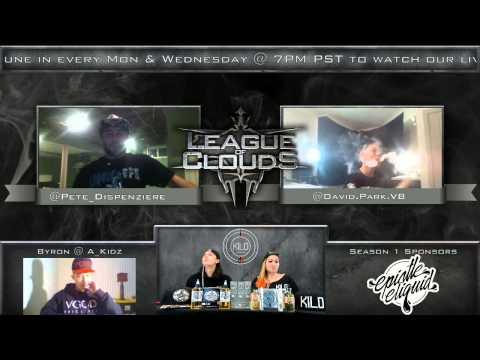 League of Clouds: Season 1 ep 6 (Week 3) - November 11th, 2015