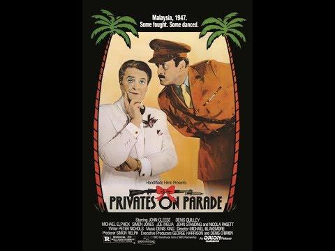 Privates on Parade (1983) - Original Trailer