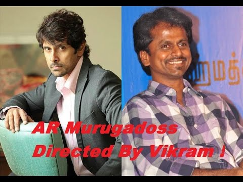 AR Murugadoss Directed By Vikram ! - by entertamil.com