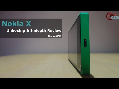 Xx nepal xx - Nokia X | Nokia's first android phone (Mobile Video Review for Nepal) | CPU: 1 GHz dual core Display: 4 inch WVGA IPS display RAM: 512MB Price In Nepal: Rs...