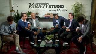 Variety Studio Powered by Samsung Galaxy: The Comedy Actor Conversation