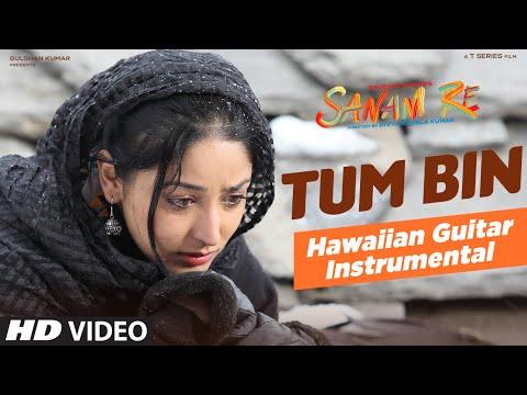 Tum Bin VIDEO SONG | SANAM RE | (Hawaiian Guitar) Instrumental by Rajesh Thaker || T-Series