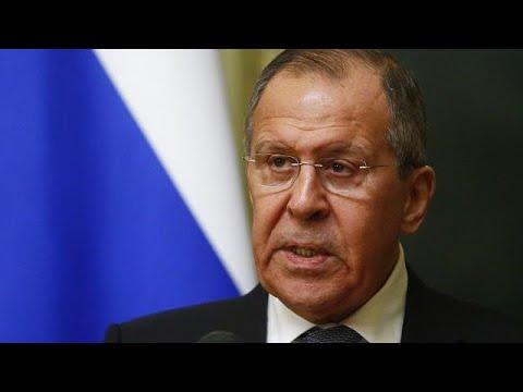 Αποκλειστική συνέντευξη του Σεργκέι Λαβρόφ στο Euronews