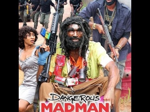 Dangerous Mad man (The Movie) - Sylvester Madu New movie 2019 latest Nigerian Nollywood Movie