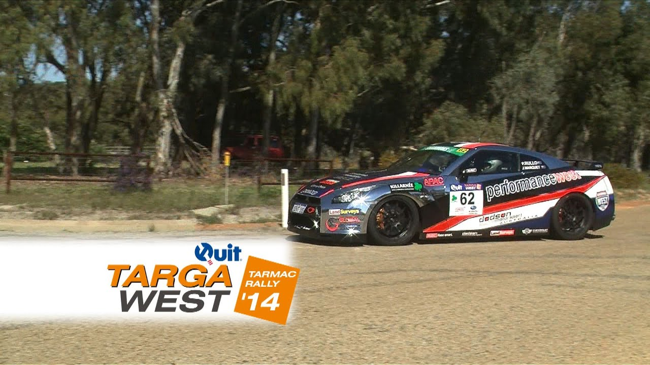 Toodyay Stages Update – Quit Targa West 2014