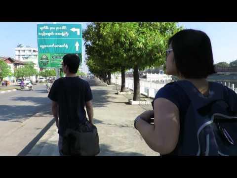 走進「有情天地」 - 緬甸見證特輯 2014