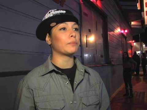 DJ Val G LGBT 4 of 7 on Built From Skratch (Lesbian DJ)