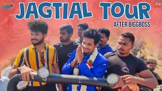 Jagtiyal Tour After Bigboss
