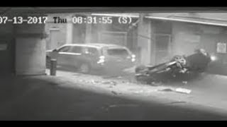 Video Texas police release video showing vehicle plunge to the ground from 7th floor of Austin parking MP3, 3GP, MP4, WEBM, AVI, FLV Agustus 2017