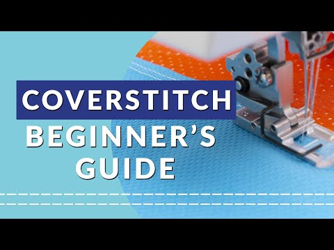 Getting a coverstitch machine│A beginners guide