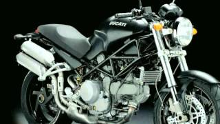 1. 2008 Ducati Monster S2R -  Images