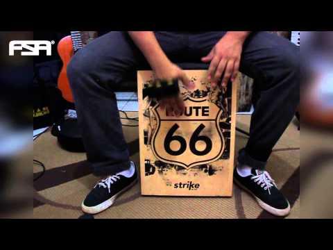 FSA Shaker 3 em 1 (видео)