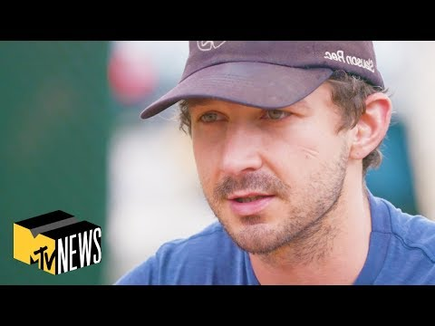Shia LaBeouf On His Acting Career & Place Within Hollywood   Personal Space   MTV News