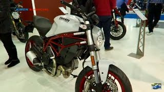 10. New 2018 Ducati Monster 797