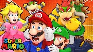 Video [SFM] Super Mario: Castle Crashers MP3, 3GP, MP4, WEBM, AVI, FLV Juli 2019