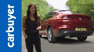 New 2018 BMW X4 SUV in-depth review – Carbuyer – Ginny Buckley by Carbuyer