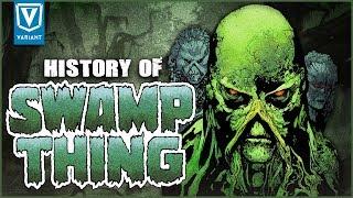 Video History Of Swamp Thing! MP3, 3GP, MP4, WEBM, AVI, FLV Desember 2018