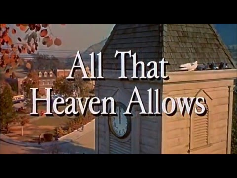 All That Heaven Allows Opening Titles Clip